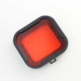 MSCAM Red Light Filter for GoPro HERO4, HERO3+