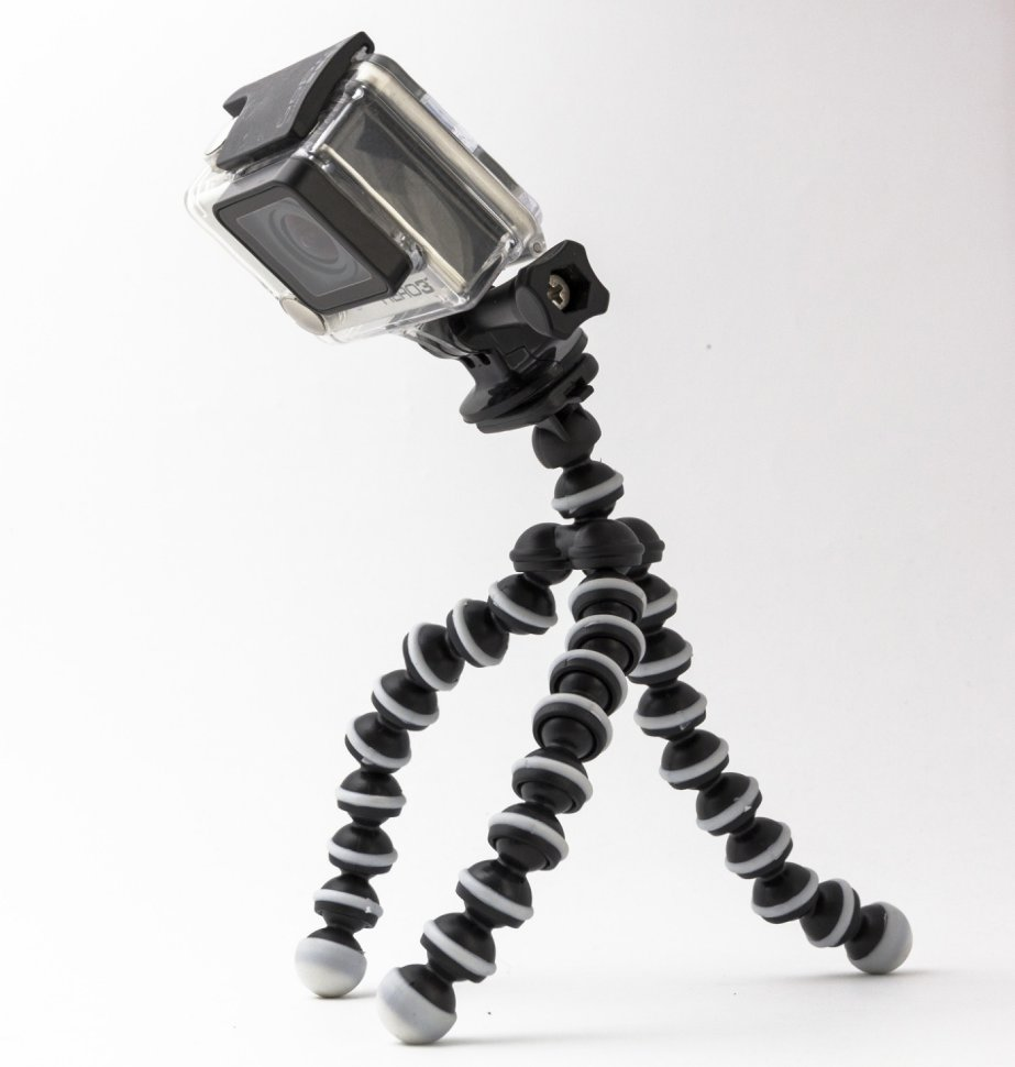 Gorillapod Gopro Sjcam Sony Small Hand Grip Flexible Lightweight