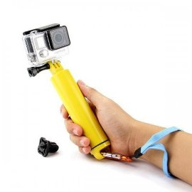 Плавающая ручка SJCAM Waterproof Grip Handler Floaty Bobber For GoPro, SJCAM