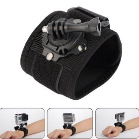Крепление на руку SJCAM Camera Wrist Strap Band Holder For GoPro, SJCAM