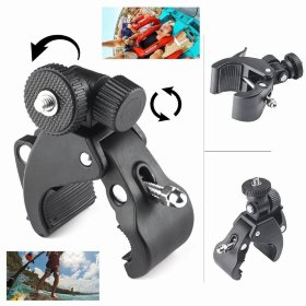 Крепление на трубу SJCAM Bike Handlebar Adjustable Mount For GoPro, SJCAM
