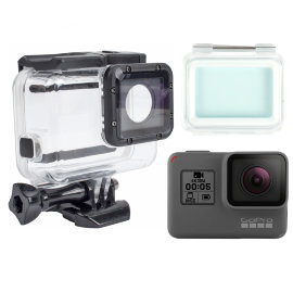 Защитный бокс MSCAM Waterproof Housing for GoPro HERO 5\6\7 (аналог)