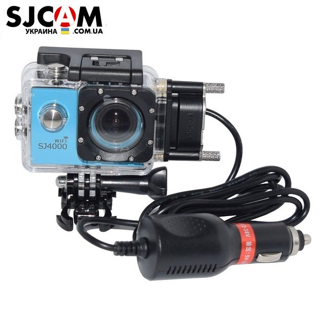 Защитный корпус SJCAM Waterproof Housing with Charger for SJ4000 series