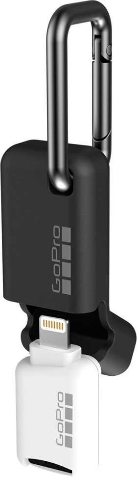 Картридер Gopro Quik Key iPhone/iPad (AMCRL-001-EU)
