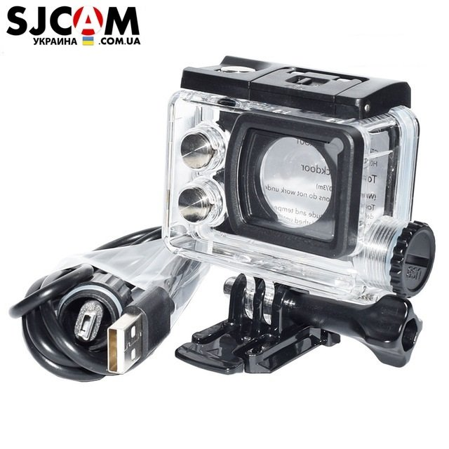 Защитный корпус SJCAM Waterproof Housing with Charger for SJ7
